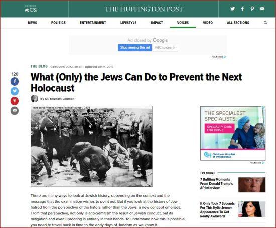 Huffington Post (04-14-2015)