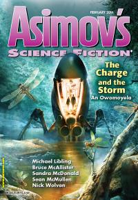 Asimov's Feb 2016