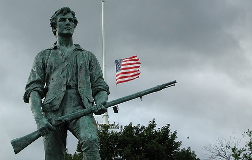 800px-Statue_in_Minute_Man_National_Historical_Park