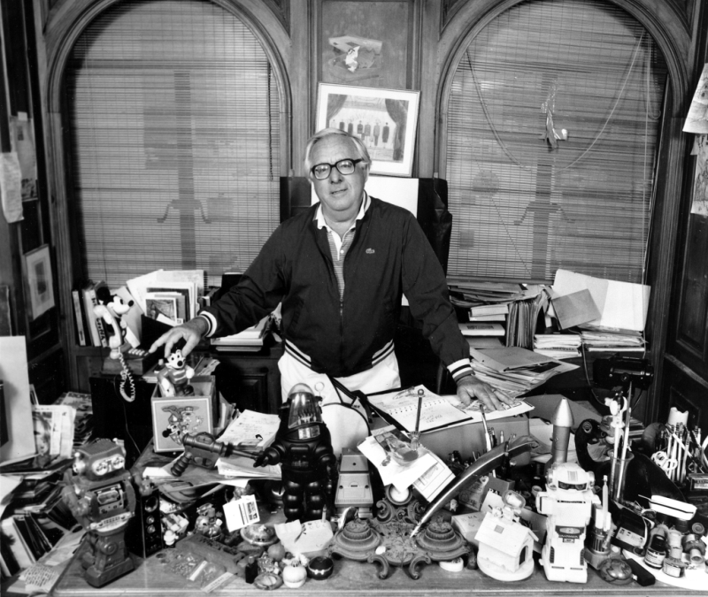 How Ray Bradbury Found His Voice and How You Can Too