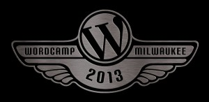 WordCamp Milwaukee 2013 Logo
