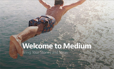 Welcome to Medium