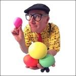 Colorful Juggler