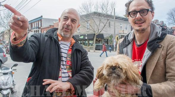 Socalled et et Damian Nisenson au Club Social