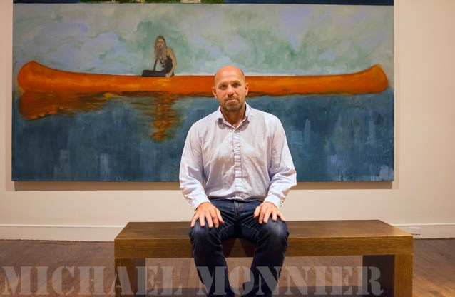 PETER DOIG MUSEE BEAUX ART MONTREAL