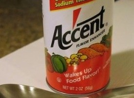 Accent Flavor Enhancer is Really MSG