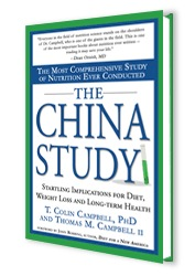 China Study Bookcover