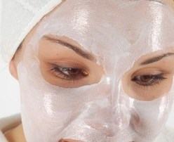 Clay Used in Facial Masks