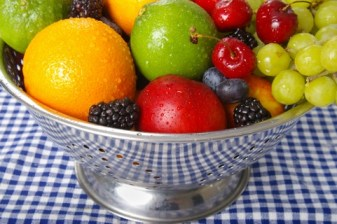 Fruit is Packed with Fiber and Nutrients