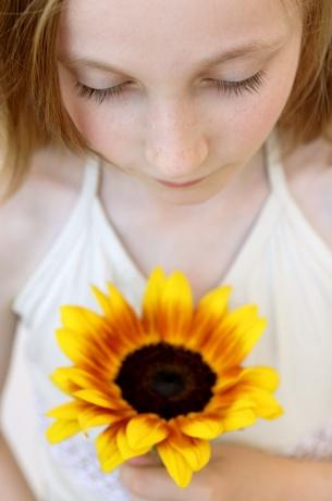 Appreciation for a Sunflower
