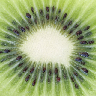 Raw Kiwi Fruit