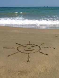 Sunshine in the Sand