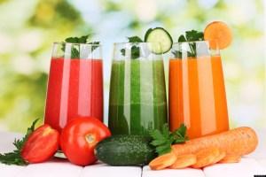 Juiced Vegetables