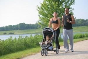 Jogging Parents