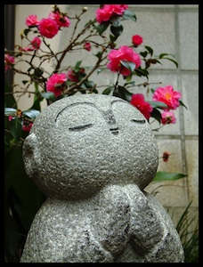 Statue Praying