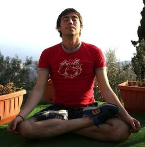 Practice deep breathing techniques.