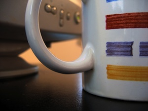 Handle of Coffee Mug