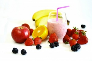 Fruit and Smoothie