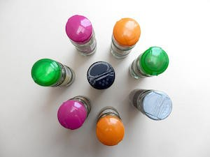 Jars of Color