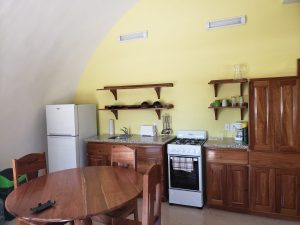 Eco Dome Kitchen