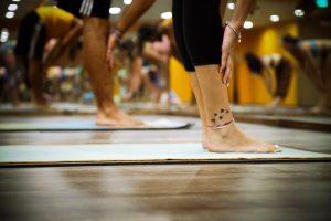 Foot Discomfort