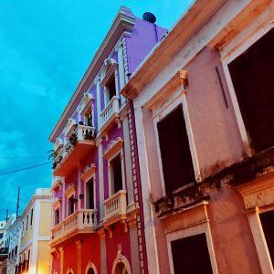 Puerto Rico Concrete Buildings