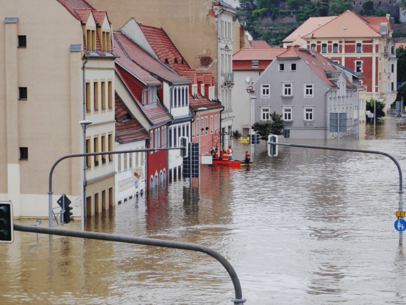 Flooding is a Natural Disaster