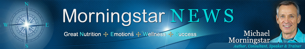 MichaelMorningstar.com Logo
