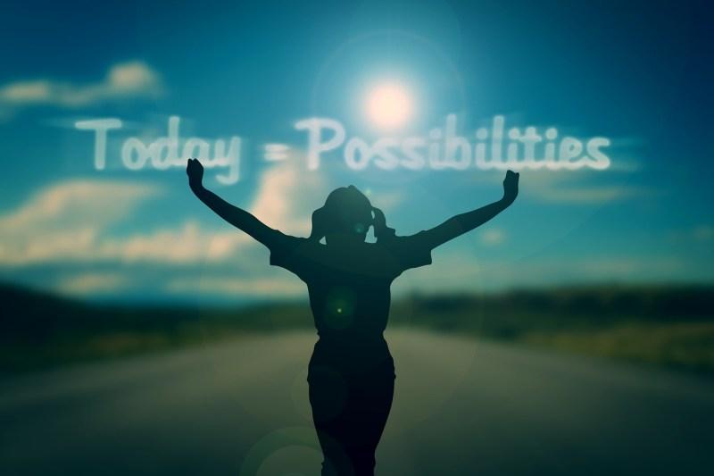 Road Motivation Silhouette Girl - geralt / Pixabay