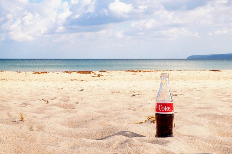 Beach Sand Soft Drink