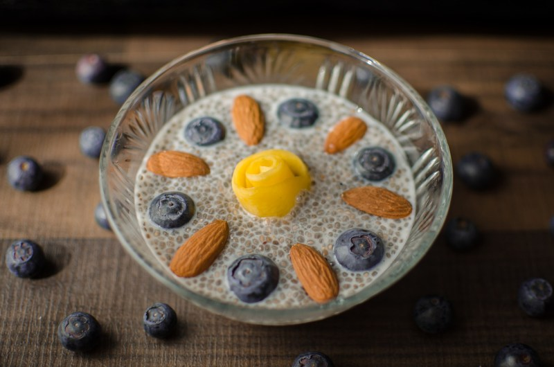 Chia & Blueberry Breakfast Bowl