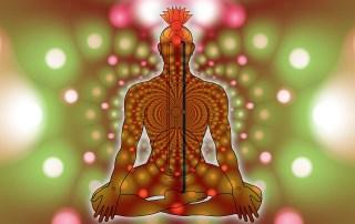 Chakras Body Yoga Energy Points