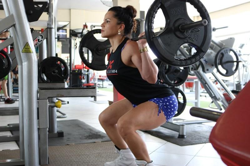 Gym Lift Training Bodybuilding
