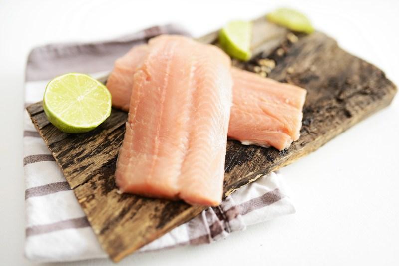 Salmon Fish Food Wild Salmon