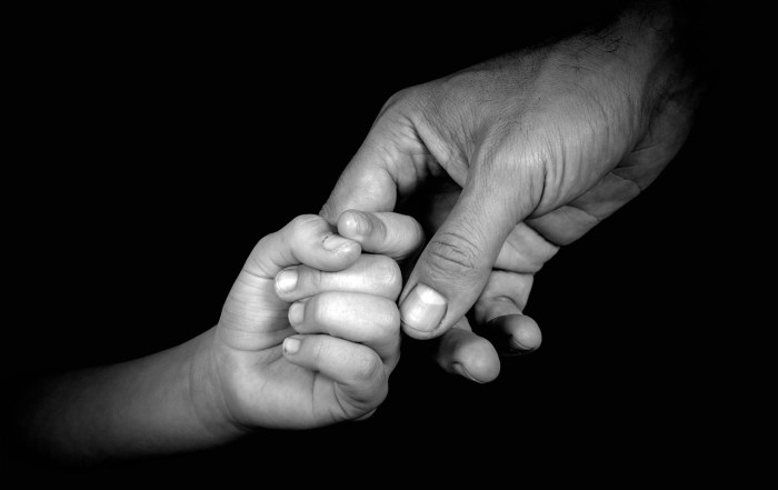 Hands Family Parent Kids Love