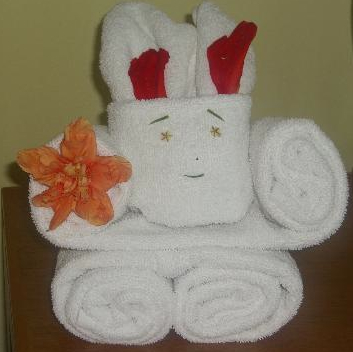 mayan-towel-god