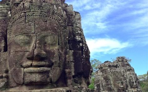 angkor thom  - prasat chrung