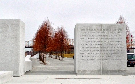 Four Freedoms Memorial