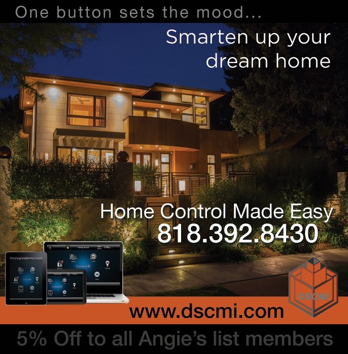 DSCMI home automation
