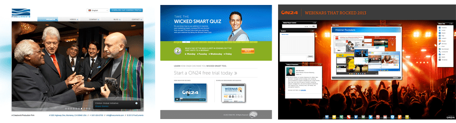 michael pace web developer & designer