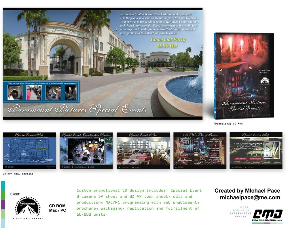 Paramount Pictures – An Interactive Tour Disc