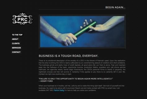 PRC new web site
