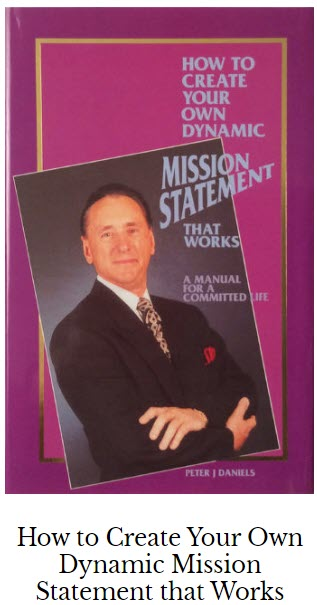 How to Create Your Own Dynamic Mission Statement That Works