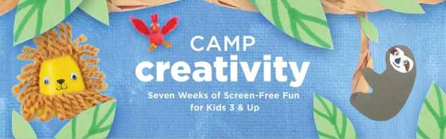 Image result for camp creativity michaels 2019