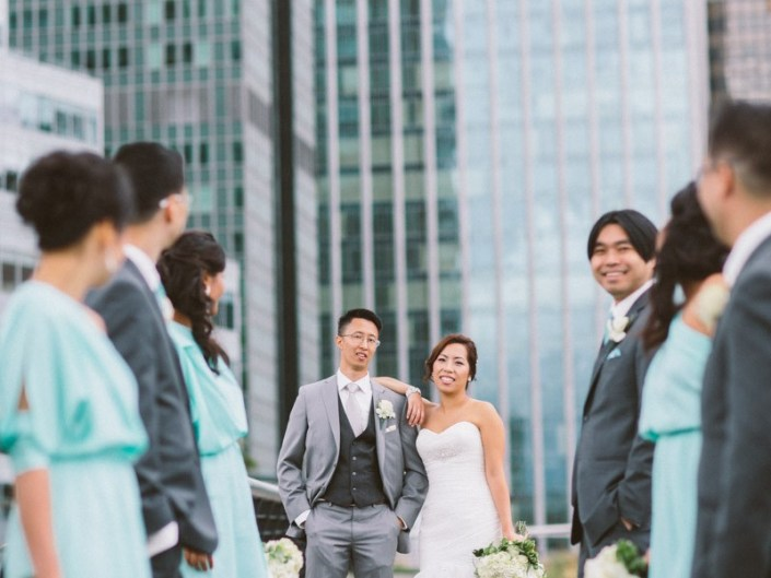 emily and preston wedding photo