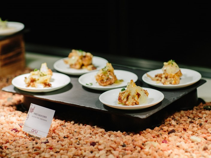 fairmont vancouver food oru