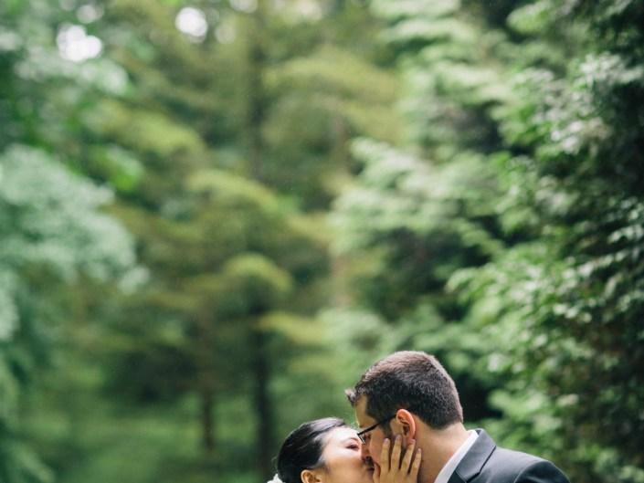 park wedding portraits vancouver