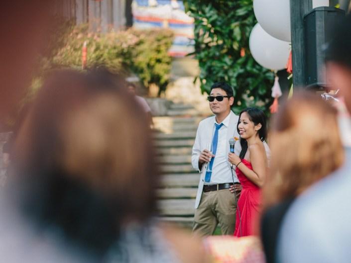 kim's backyard wedding reception 3