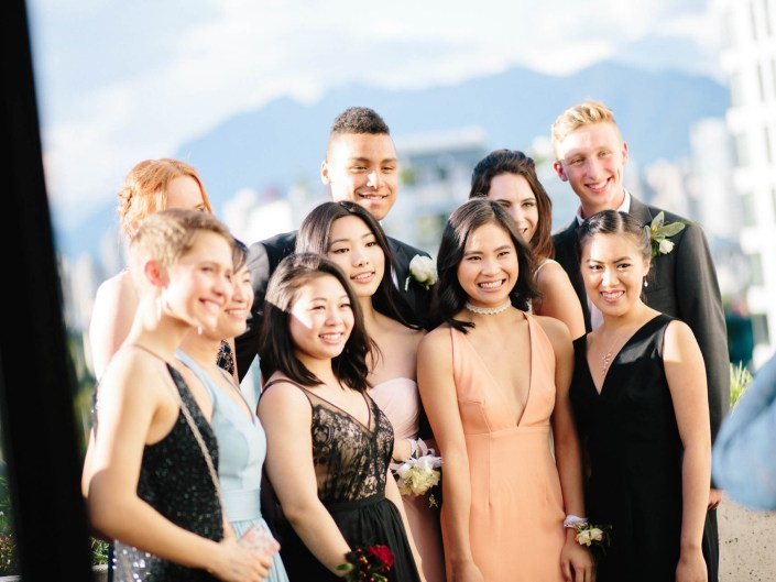 high school grad prom photos vancouver