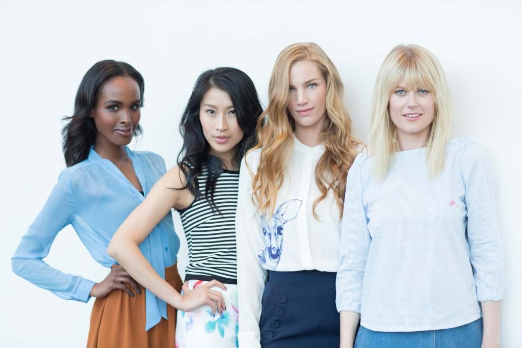 simons model fashion event
